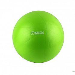 Gymnastická lopta MASTER overball - 26 cm - zelená