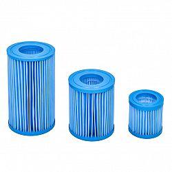 Kartuše Nano Silver pre filtráciu s prietokom 3.028 - 3.785 l-h