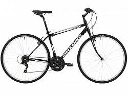 Krosový bicykel MAXBIKE Basic čierny - veľ. rámu 18