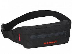 Ľadvinka MAMMUT Classic Bumbag 1,5 - čierna