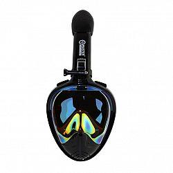 MASTER čierna - zrkadlové sklo - vel. L-XL