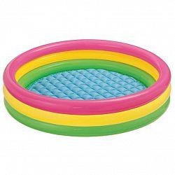 Nafukovací bazén INTEX Soft 147 x 33 cm