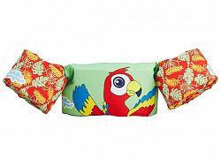 Plávací top SEVYLOR plaváčik zelený - papagáj