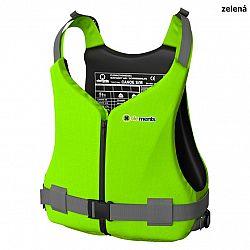 Plávacia vesta ELEMENTS GEAR Canoe zelená - veľ. L-XL