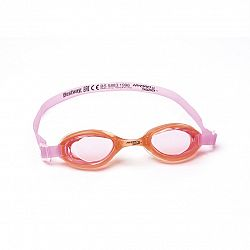 Plavecké okuliare BESTWAY Hydro Swim 21045 - červené