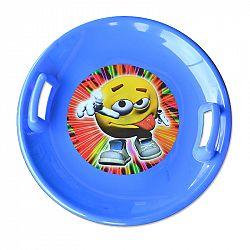 Sánkarsky tanier Super Star - modrý