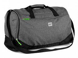 SPOKEY PIRX taška sivá 35 L