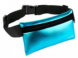 Športová ľadvinka SPOKEY Hips Bag - modrá