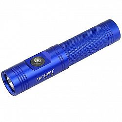 Svietidlo ARCHON V10 - modrá