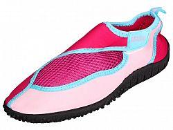 Topánky do vody AQUA-SPEED 26C detské ružové - veľ. 33