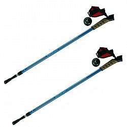 Trekingové palice SPARTAN Nordic Walking - modré