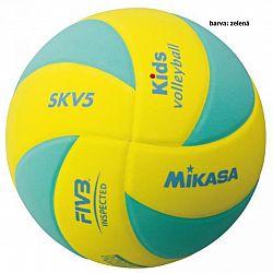Volejbalová lopta MIKASA Kids SKV5 - zelená