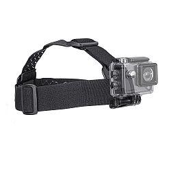 Čelenka pre akčnú kameru inSPORTline HeadLoop