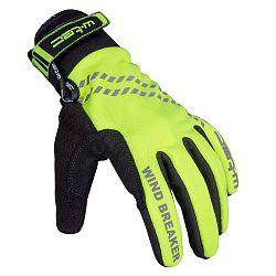Zimné cyklo a bežecké rukavice W-TEC Trulant B-6013