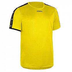 ATORKA Pánske Tričko H100c žlté