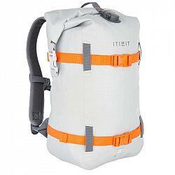 ITIWIT Vodotesný batoh 20 l sivý