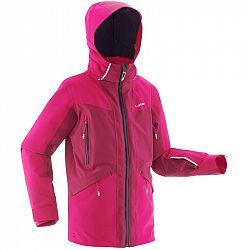 WEDZE Lyžiarska Bunda 900 Jr Ružová